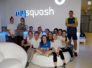 squash - uczestnicy