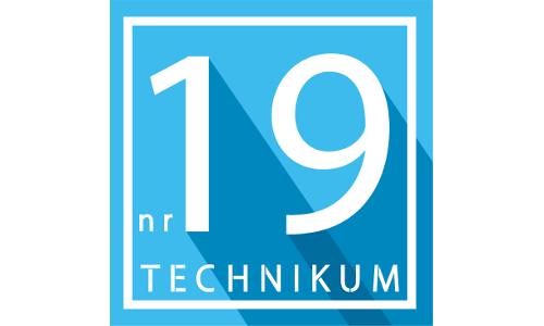Logo Technikum nr 19 w Poznaniu - wpisy