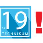 Logo Technikum nr 19 w Poznaniu - ważne wpisy